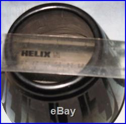Vintage Santa Clara Blackware Pottery Bowl Signed Madeline Santa Clara
