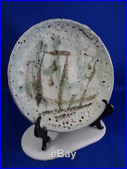 Vintage Tessa Kidick Pottery Bowl Canadian Art Pottery