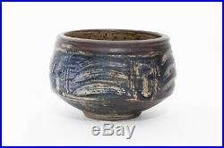 Vintage Vivika and Otto Heino Stoneware Bowl 1/2