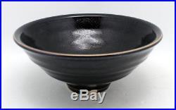 Vintage Wayne Ngan Studio Canadian British Columbia Art Pottery Bowl