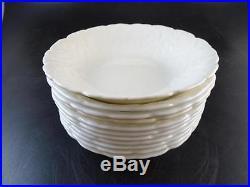 Vintage Wedgwood England Countryware Cereal Soup Bowl Set Coalport x11 6.5 Wide