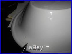 XL Vintage Tepco China Western Traveler Restaurant Ware 12 Serving Bowl